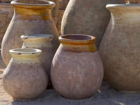 French biot jars olive jars for sale buy online from France fast shipping to United States