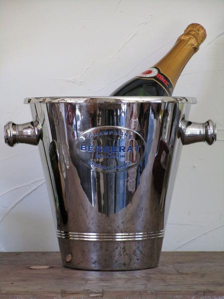 French champagne bucket ice bucket buy direct from France USA United States US