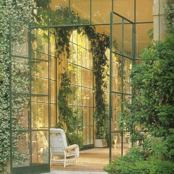 Russell Page Garden Room French Garden Ideas Star Jasmine