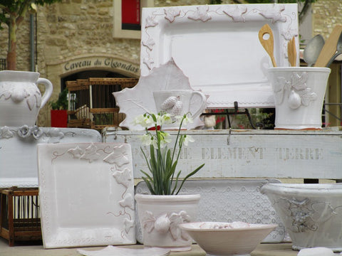 Elementerre bespoke artisan French homewares made in Provence delivered worldwide