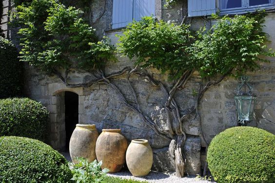 8 Ways To Create Your French Garden Chez Pluie