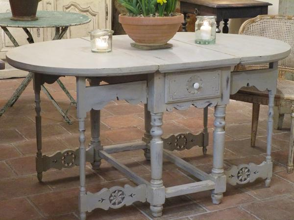 Beautiful Ways To Decorate With Your Rustic Farmhouse Table Chez - Oval farm table