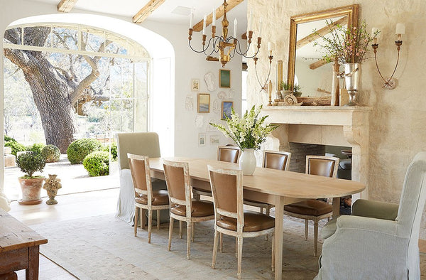Patina Farm dining room French interior design ideas inspiration