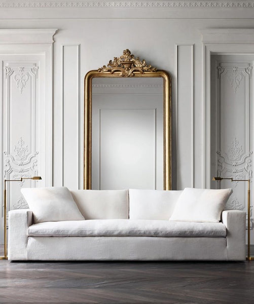 Buy the best mirror for your living room oversize mirror antique French fast shipping
