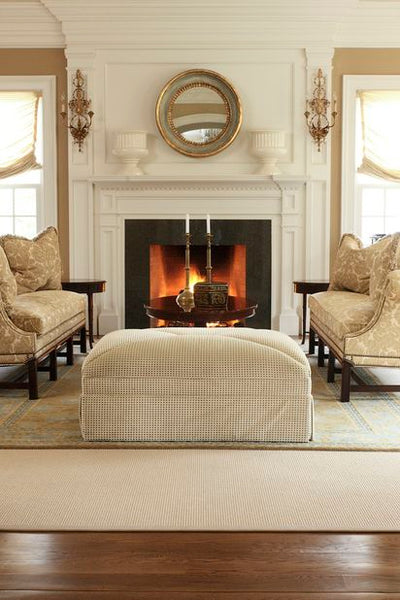 French mirror on fire place mantle buy mirror from france fast delivery sunburst butlers mirror