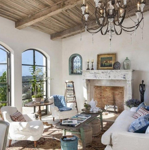 Mediterranean beach house decorating ideas coastal interiors