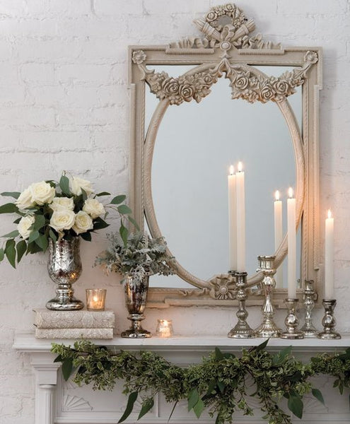 French Christmas decorating ideas rustic modern farmhouse christmas festive season trends