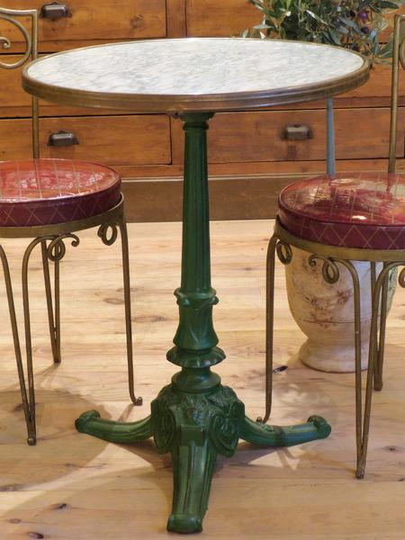 marble top table green base french marble on trend 2017 home decor ideas