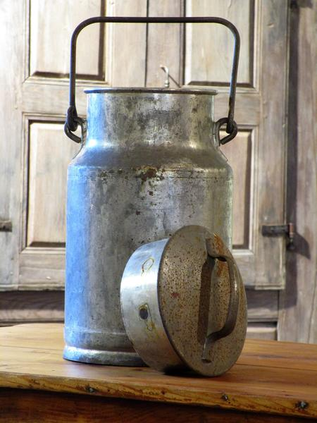 Rustic French farmhouse decor French canister