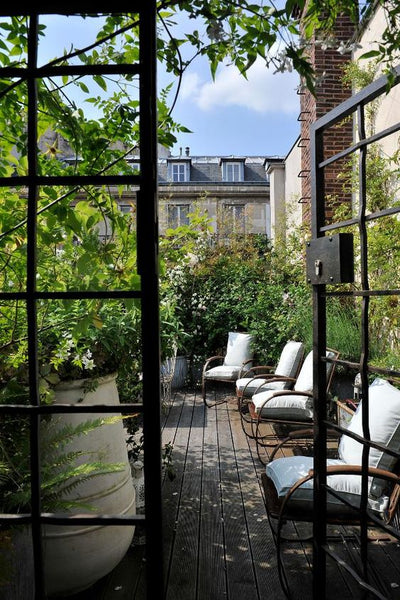 8 ways to create your French garden – Chez Pluie