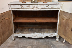 18th Century Provence style oak buffet