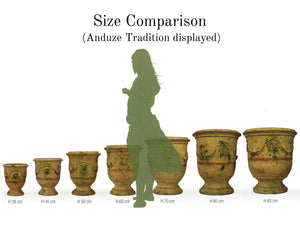 Traditional Anduze urn