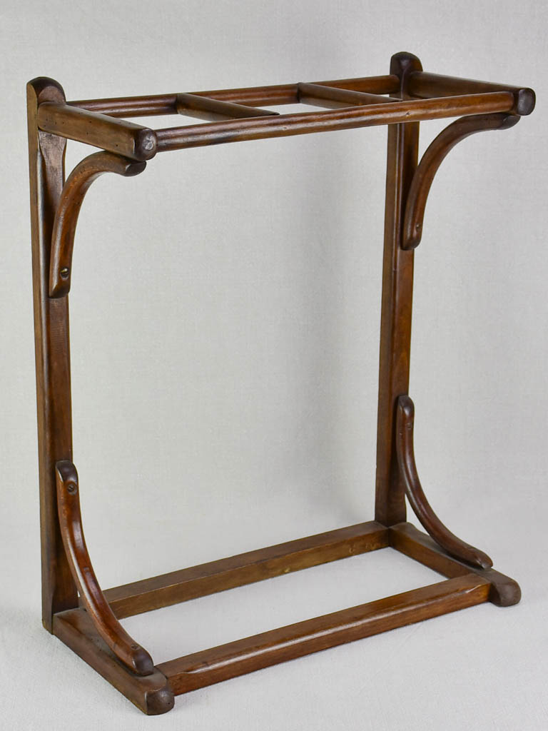 Bentwood umbrella and walking stick stand - 1900's