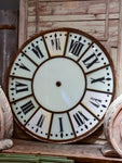 Very large antique French clock