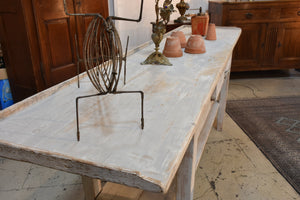 Late 19th century French painted console