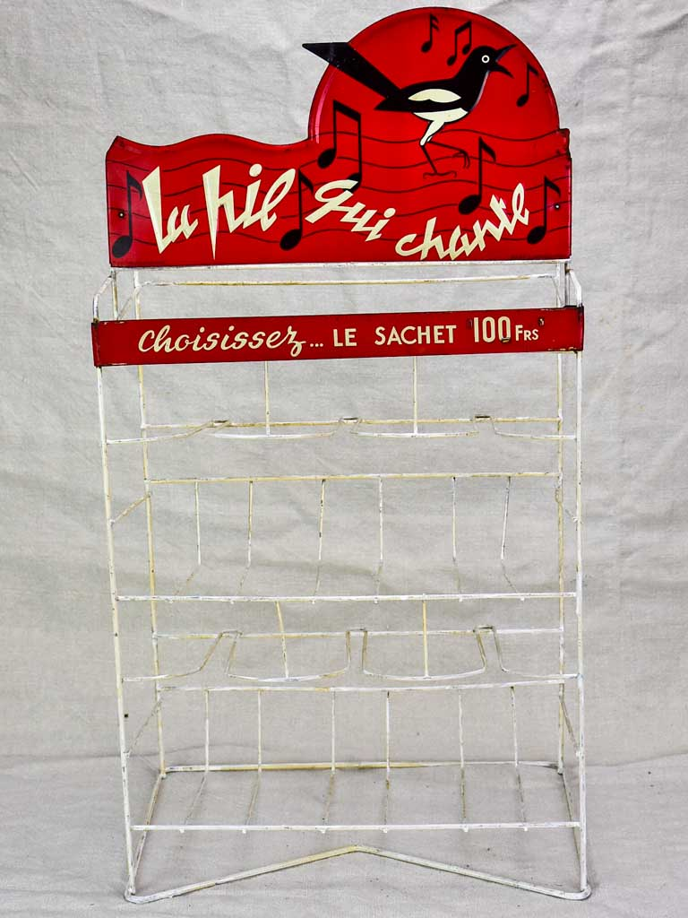 Candy presentation stand - La pie qui chante 28¼""