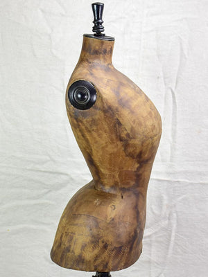 Late 19th century Stockman mannequin 59""