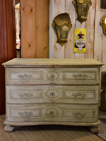 19th century French commode from Alsace