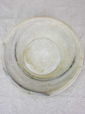 Collection of marble plates