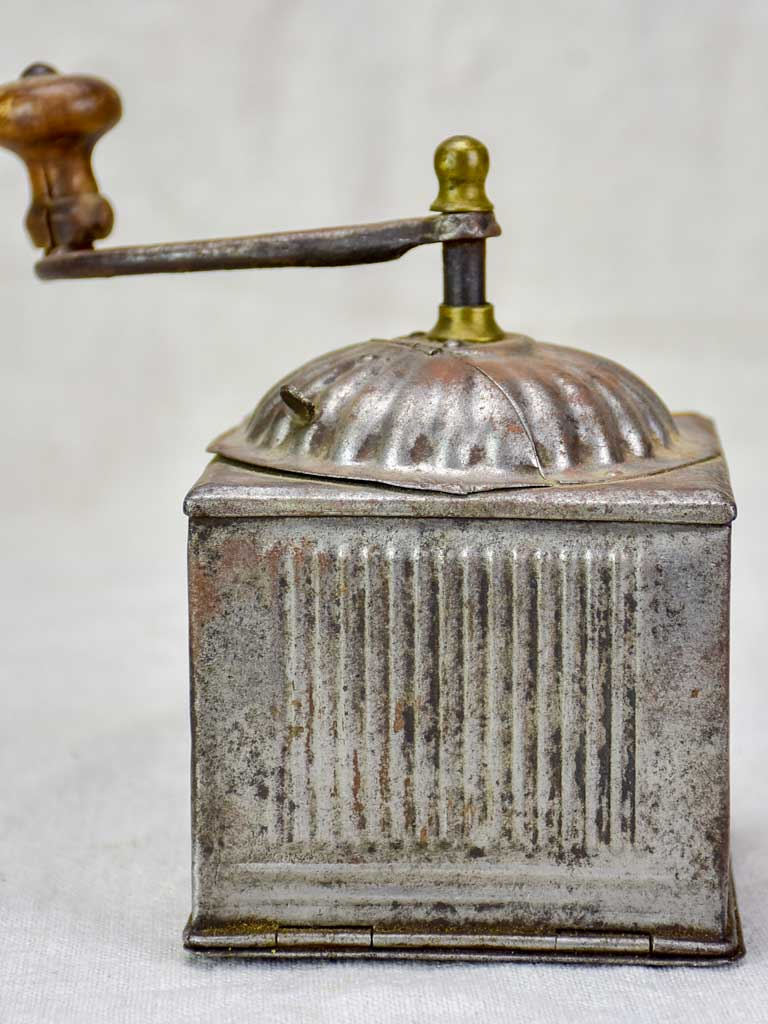 1920's French coffee grinder