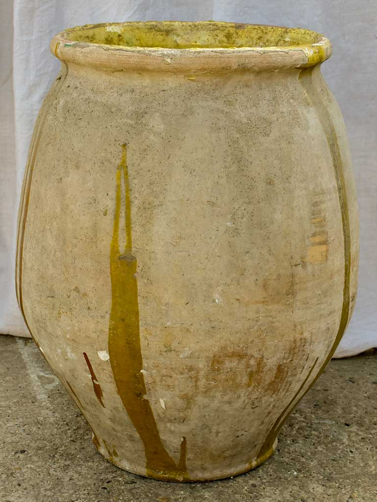 Early 20th Century oil jar from Castelnaudary 1/3 - 28¾""