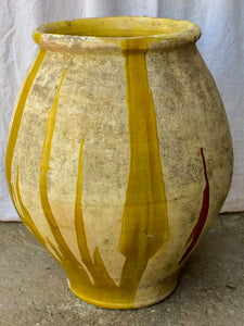 Early 20th Century oil jar from Castelnaudary 3/3 - 27½""
