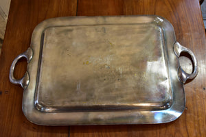 Late 19th century Louis XVI style tray