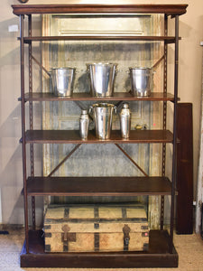 Parisian shelving from a boutique branded Conrad