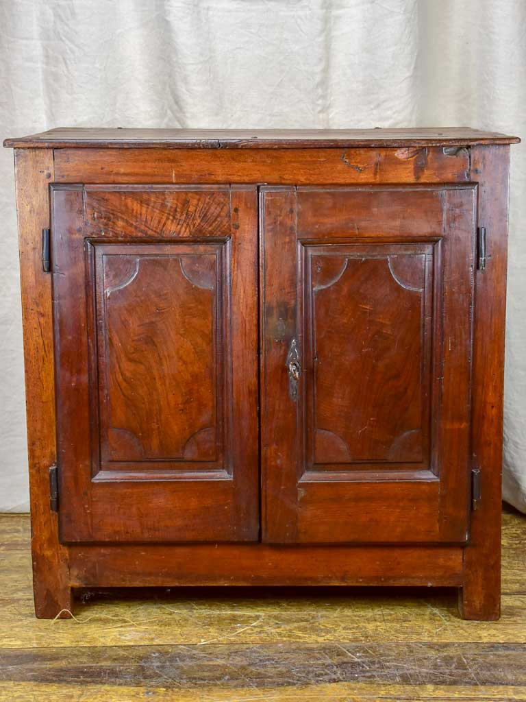 Antique French credenza - walnut