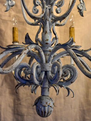 Large Italian chandelier from the 1940's