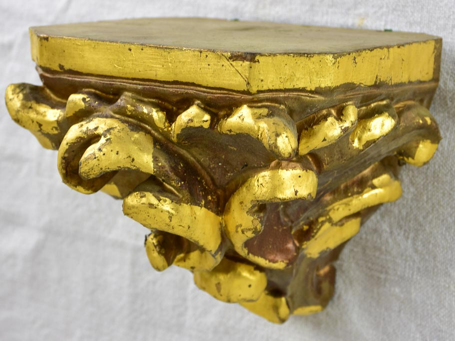 Louis XIV style floating console