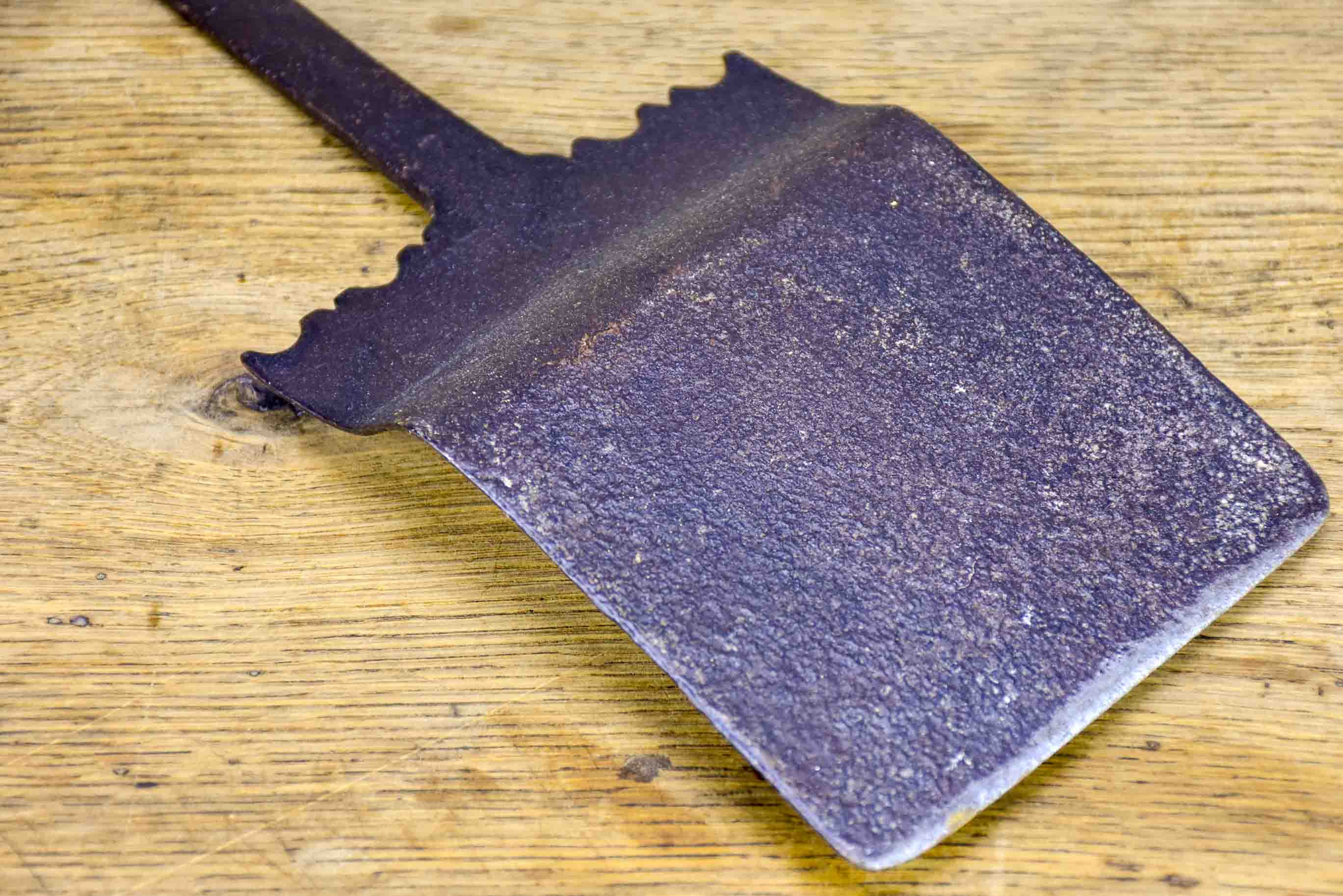 18th Century French fireplace shovel