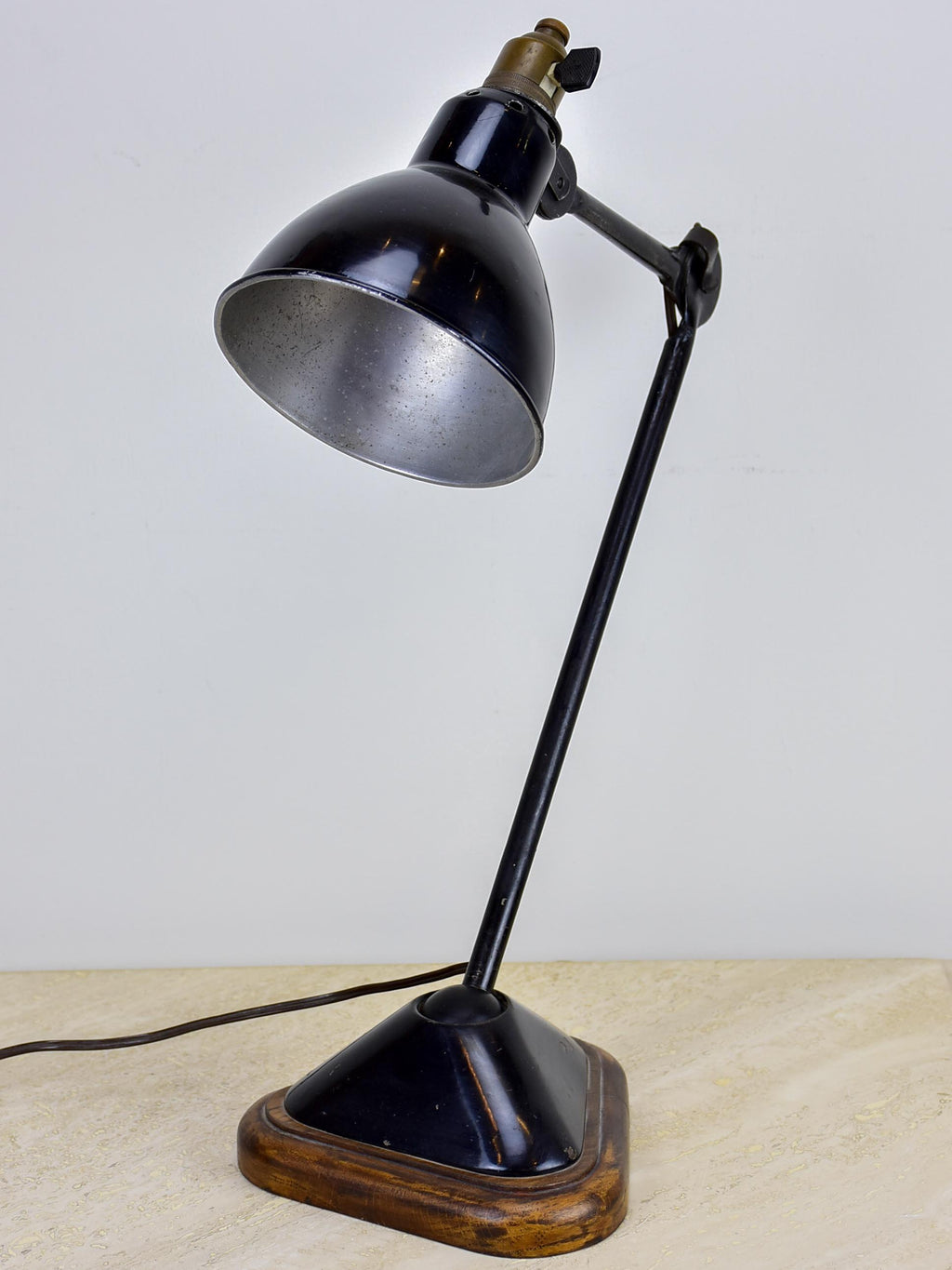 Antique original atelier Gras lamp - model No. 206