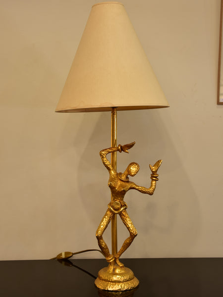 Vintage Fondica lamp – dancer