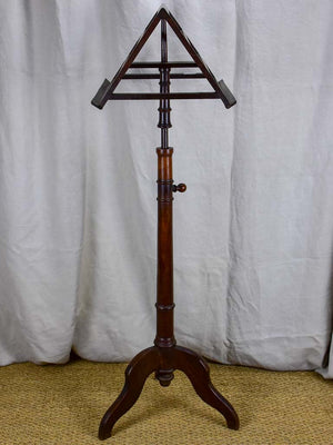 Antique French music stand