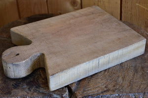 Petite antique French cutting board