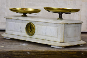 19th century French marble scales - 3 of 4
