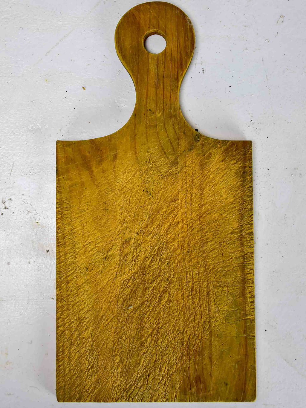 Antique French cutting board 14 ¼''