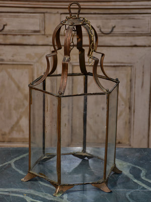 Early 20th century French lantern