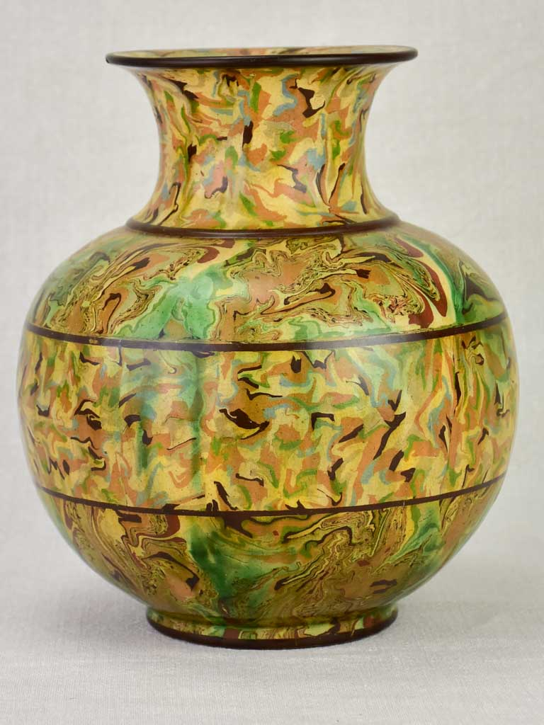 Early twentieth Century Pichon Uzes vase 11""