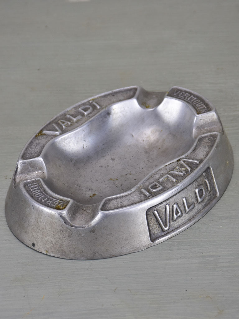 Vintage French Vermouth ashtray