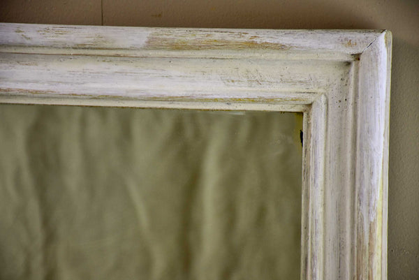 Antique French bistro mirror