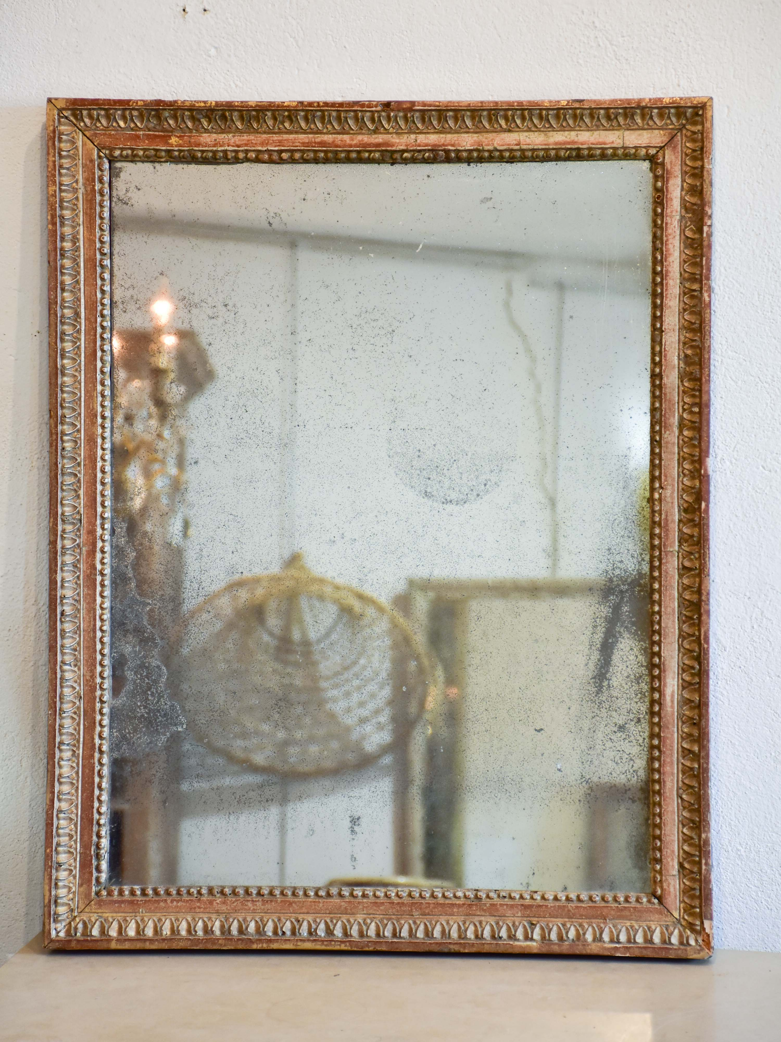 Original 18th century Louis XVI mirror