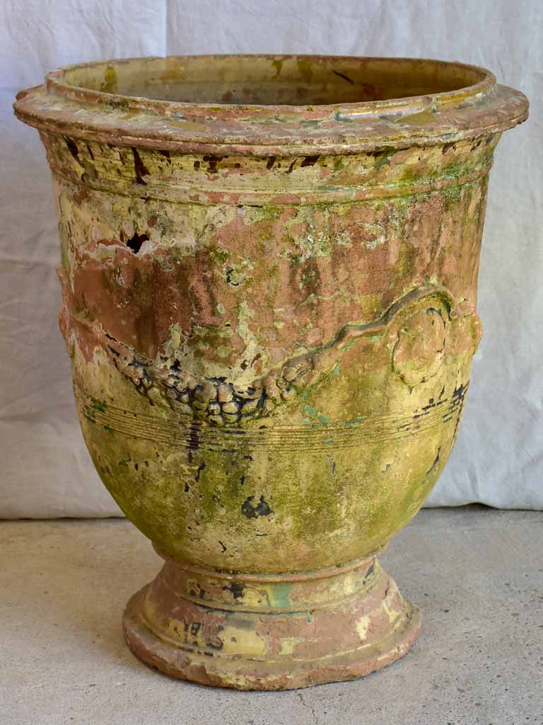 Early 19th Century Anduze urn - Gautier 30¼""