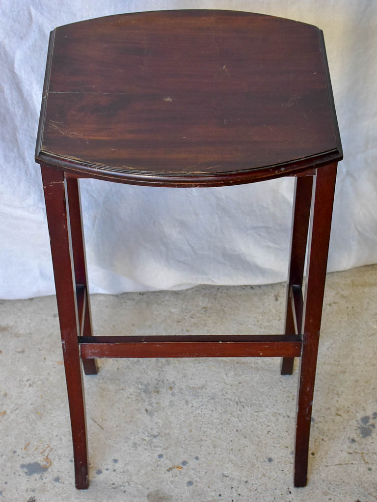 Small antique English side table