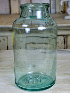 Antique French preserving jar