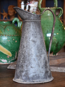 Rustic French watering can – 1920's