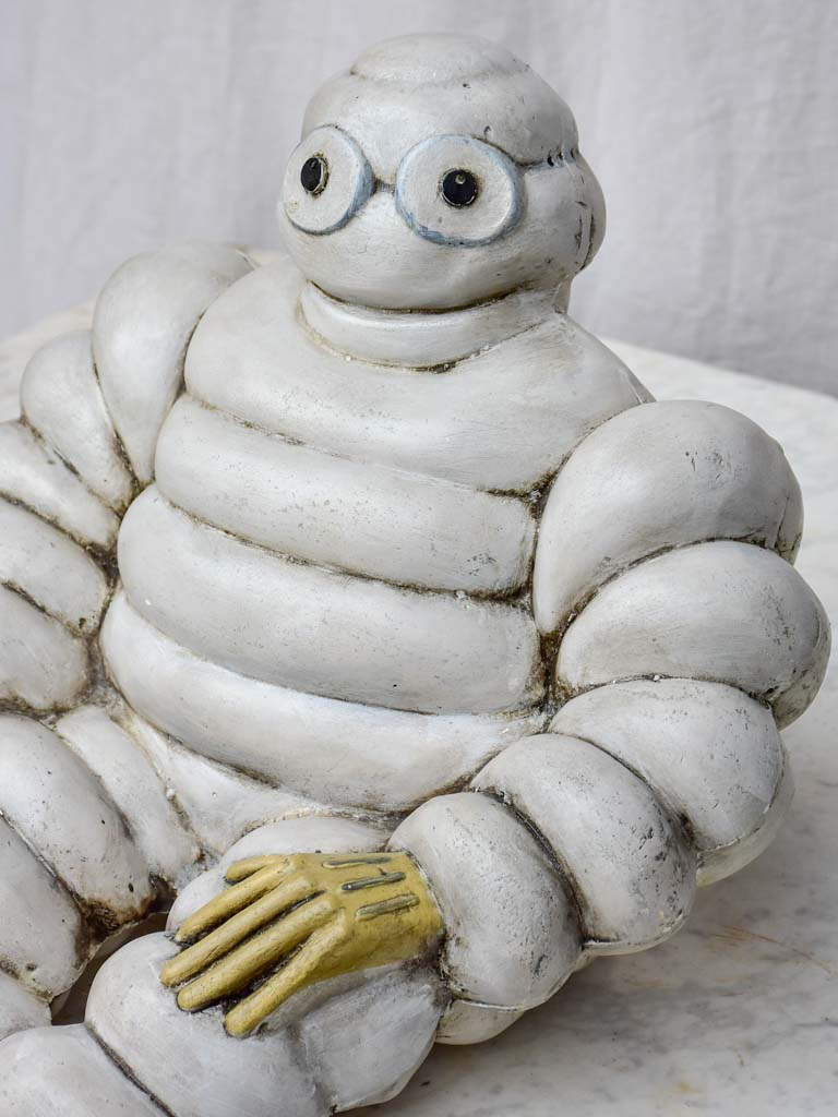 Very large antique French Michelin man