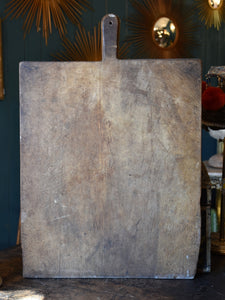 Vintage French cutting board - large