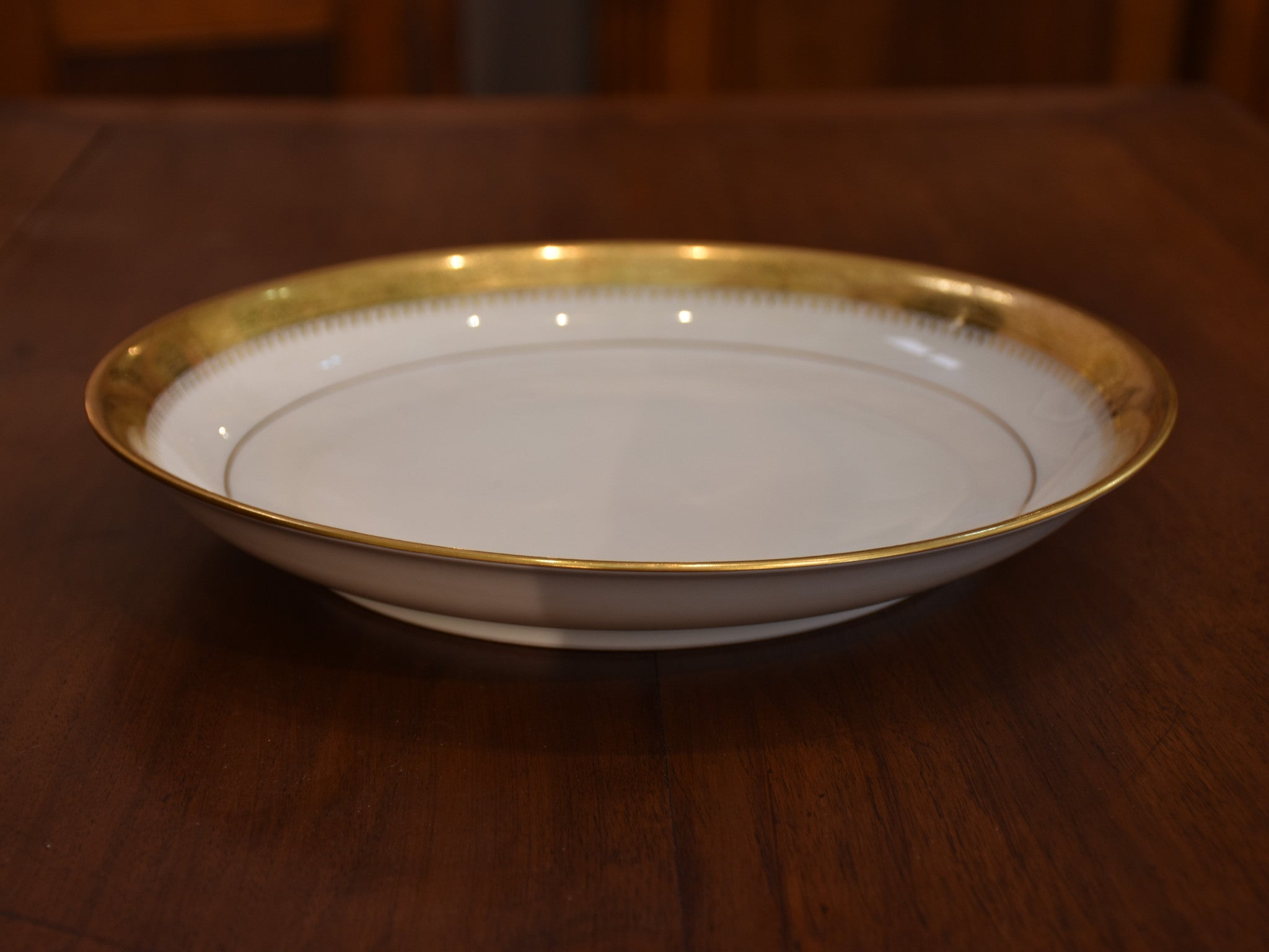 Early 20th century Limoges dinner set – 43 pieces